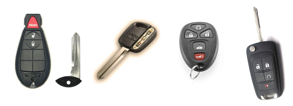 Key Fobs for Cars in Hamilton | Transponder Keys & Remote Fobs